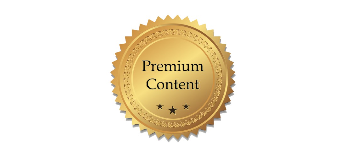 Premium Content, How To Indicate In WordPress