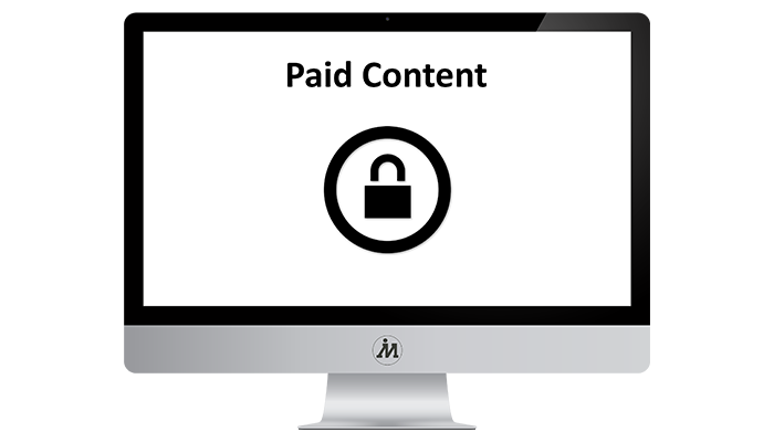 Paid Content Content Is A New Product, Treat It That Way