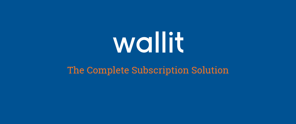 Introducing…Wallit!