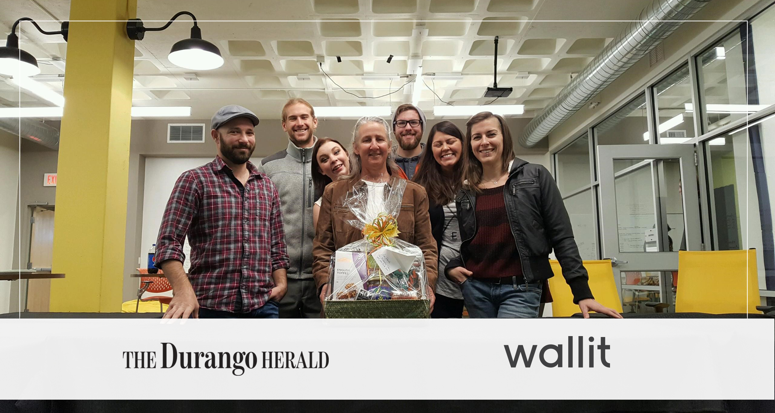Ballantine Communications Partners With Wallit